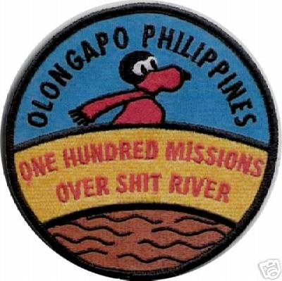 Olongapo Mission               Patch