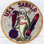 1955-65 Sabalo Patch
